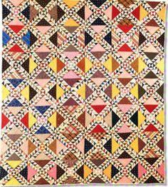 Nuage de Patterns Quilt
