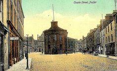 Castle Street, Forfar c1890
