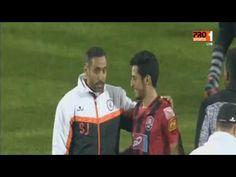▫️ لاعب الرائد عبدالكريم القحطانى يحكى ماذا قال له سامي الجابر بعد تعادل الشباب و الرائد ▫️ #سامي_الجابر ▫️