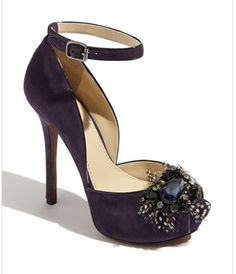 Thaddea pump- pretty sure these are my wedding shoes.