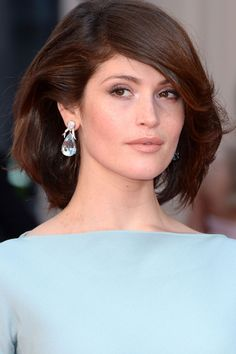 10  Princess Tamina from Top 10 Most Magical Princesses Ever     Gemma Arterton short bob