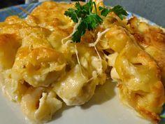 Τορτελίνια ογκρατέν ,φανταστικό φαγητό !!!! ~ ΜΑΓΕΙΡΙΚΗ ΚΑΙ ΣΥΝΤΑΓΕΣ