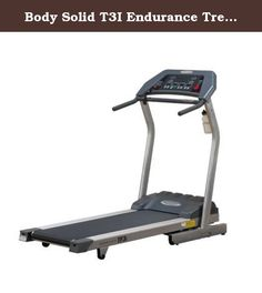 Body Solid T3I Endurance Treadmill with LED Display and Large Diameter Crowned. Endurance treadmills are built to perform to the scrutinizing standards of commercial health club equipment Compare the features of the Endurance T3 and you39ll discover how quality components precision engineering state-of-the-art electronics and th.