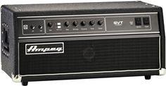 Ampeg SVT-CL Classic Bass Amplifier Head (300 Watts)