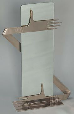 Art Deco Mirror by Franz Hagenauer