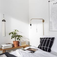 Trouble falling asleep at night? Living editor @lizaro91 gives you tangible advice to turn your bedroom into an oasis on theeverygirl.com //  via @mydomaine