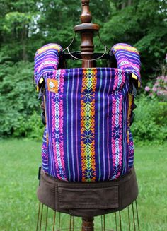 Boho Inspired (Customized by CRANBERRY CREEK KIDS) Tula Baby Carrier