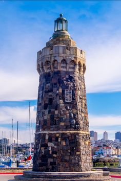 Stone Lighthouse, San Francisco Marine District