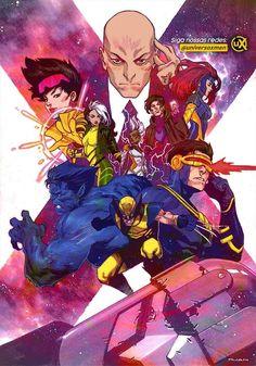 Marvel Xmen, Marvel Comics Art, Marvel Comic Books, Comic Movies, Fun Comics, Marvel Heroes, Comic Books Art, Comic Art, Marvel Comic Character