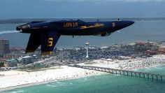 Those Blue Angels are amazing!