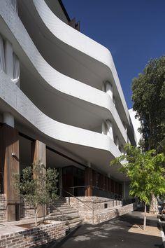 Casba / Billard Leece and SJB Architects in Australia. Cortesia de WAF.