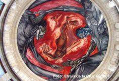murales de clemente orozco en el hospicio cabañas - Google Search