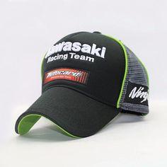 low priced e33ee ffe00 Caps for Men Motorcycle Racing embroideried kawasaki cap Hat MOTOGP baseball  cap  Unbranded  BaseballCap