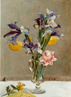 Harm Kamerlingh Onnes, Dutch painter