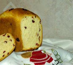 Chleb z żurawiną i bananem