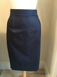 Paul Smith Black Label Brand New Pencil Skirt Blue Pencil Skirts, Mini Skirts, Suede Mini Skirt, Business Wear, Paul Smith, Label, Brand New, Ebay, Clothes