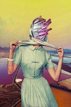 Bay View Art Print by Eugenia Loli
