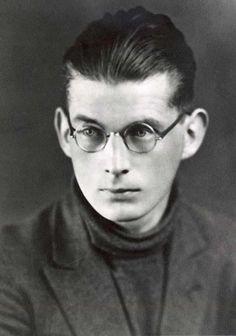 A young Samuel Beckett