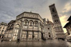 Battistero e Duomo • Firenze