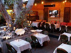 Romantic Los Angeles Restaurants   Discover Los Angeles Mobile