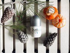 Natural deodorant with fresh pine and mandarin, aluminum free, for sensitive skin. Fresh Beginnings, Natural Deodorant, Natural Skin Care, Sensitive Skin, Pine, Nature, Products, Pine Tree, Naturaleza