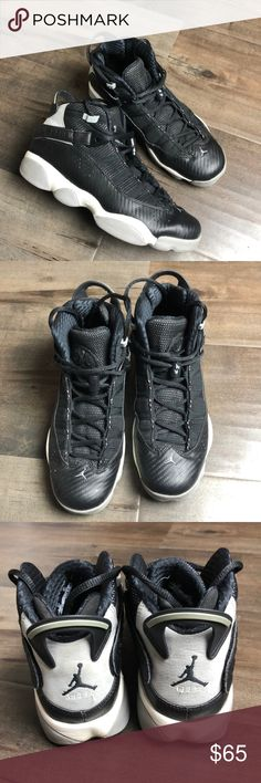 43ce75c815 Nike shoes · Jordan 6 rings Jordan 6 rings Size 6.5Y Can also fit a women's size  7