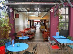 Maison Blunt ~~  Moroccan restaurant / tea room #zuerich
