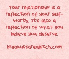 How to gain back your self respect and self worth after a breakup and resist the urge to get back together with an ex.