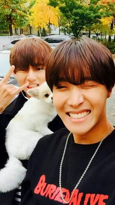 Tae + Hobi