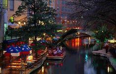 River walk, San Antonio, Tx