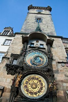 Astronomical Clock, Prague  want to go back