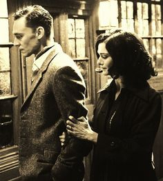 Freddie and Hester, The Deep Blue Sea