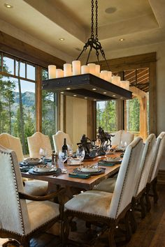 Locati Home - Yellowstone Club - Shedhorn Residence