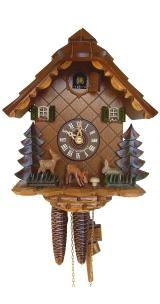 Reloj cucú<br>Casa de la selva negra