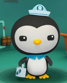 Peso the Penguin medic from Octonauts Halloween 2015, Halloween Costumes, Halloween Ideas, Penguin Costume, Octonauts Party, Book Day Costumes, Kids Tv, Kids Shows, Childrens Party