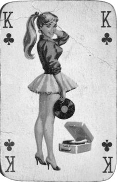 The King of Clubs!
