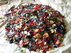 Button Lust: Archive