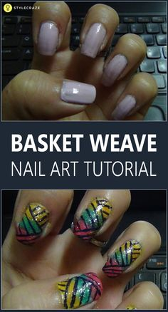 The best part about free hand nail art is that you are not limited to just a few water decals or rhinestones when it comes to nail art. Those are easier but free hand is a little difficult.