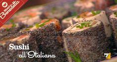Sushi All'Italiana di Benedetta Parodi