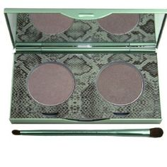 Mally Beauty Brightening Eye Shadow in Shimmering Taupe and Stone (Misc. Mally Beauty, Beauty Makeup, Eye Shadow, Make Up, Perfume, Hands, Cosmetics, Eyes, Stone