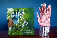 """We are so excited to announce that we have our Gift Sets ready for sale on our website! You can now get our first book """"The Night of the Lights"""" with sweet LED firefly nightlight. Packaged in 100% recyclable packaging that ships in the same box, reducing carbon costs to ship (weight) and making our packaging sustainable (recyclable cardboard.) Our books are produced in the USA, packaging in the USA and the author hand makes every jar. Get yours today: littlemindbooks.com/product/night-of-the Light Writing, Recyclable Packaging, Gift Sets, Night Light, Recycling, Ships, Jar, Author, Lights"""