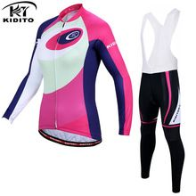 US $33.98 KIDITOKT Tabitha 2017 New Spring Pro Women Cycling Jersey/Mountian Bike Wear Cycling Bicycle Clothes Womens Cycling Clothing. Aliexpress product