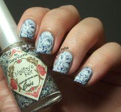 The Clockwise Nail Polish: by Dany Vianna Malfoy's Pet