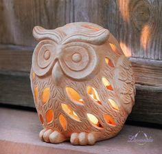 Lavanda TOP offer to decorate your favorite accessories, furniture – POTTERY Ceramic Owl, Ceramic Animals, Ceramic Clay, Ceramic Techniques, Pottery Techniques, Slab Pottery, Ceramic Pottery, Pottery Handbuilding, Art Diy