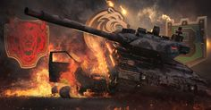 I joined the Panzer Showdown. Team up with me and earn the spoils of victory!
