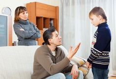 «Трудные» родители: чего нельзя говорить детям -