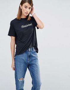 Whistles Feminine Logo T-Shirt