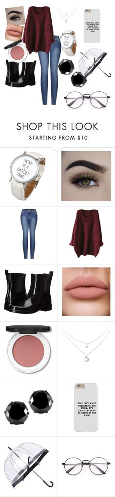 """""""Rainy Day"""" by craftluver101 on Polyvore featuring 2LUV, Tory Burch, West Coast Jewelry and Fulton"""