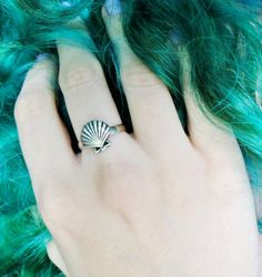 mermaid ring*