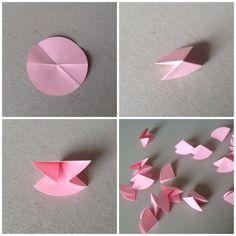Wieder mal durch Zufall ist was schönes entstanden. Ich nenne es Origami Circuit Ball. Die erinnern mich an diese Bälle, die man bei IKEA zum dekorieren bekommt, aber ich finde, dieser weg ist vie…